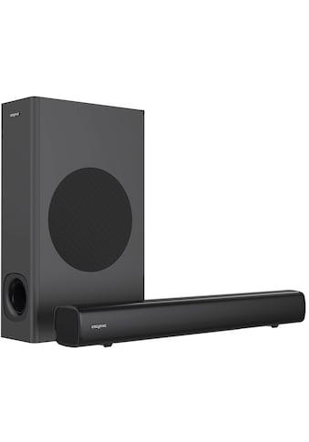 Creative »Stage« 2.1 Soundsystem (AVRCP Bluetooth, A2DP Bluetooth, 160 Watt) kaufen