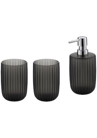 KELA Set: Badaccessoires - Sets »Lamina«, 3 - tlg., Acrylglas matt kaufen