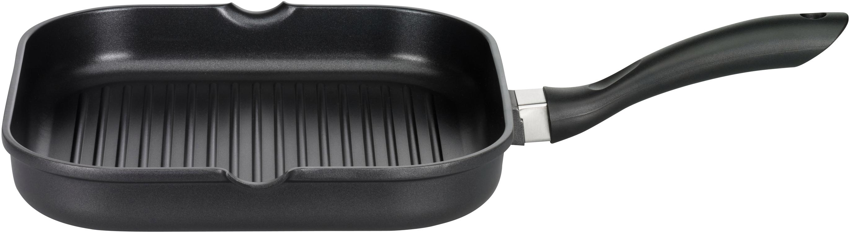 Elo - Meine Küche Grillpfanne »Excellent«   Küche und Esszimmer > Küchenelektrogeräte > Küche Grill   Schwarz   Aluminium   ELO