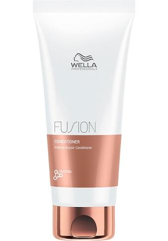 Wella Professionals Haarspülung »Fusion Intense Repair Conditioner«, für kraftlose Haare kaufen