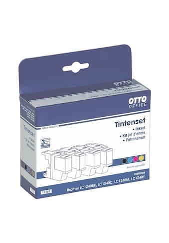 Otto Office Tintenpatronen - Set ersetzt Brother »LC1240« kaufen
