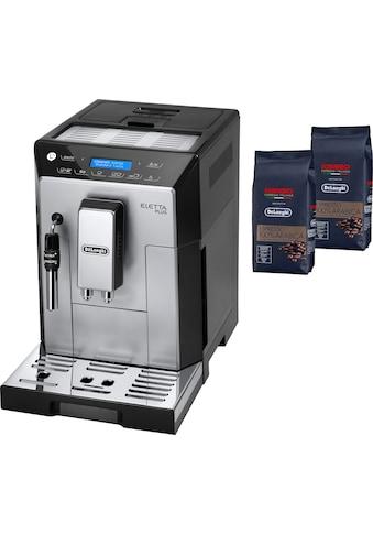 De'Longhi Kaffeevollautomat »Eletta Plus ECAM 44.628.S« kaufen