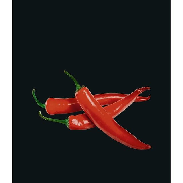 """WENKO Küchenrückwand """"Hot Peperoni"""", (1-tlg.)"""