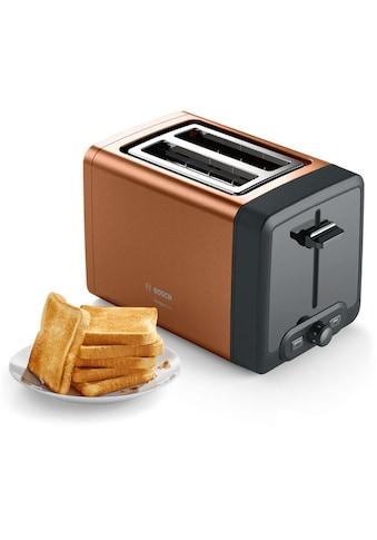 BOSCH Toaster »TAT4P429 DesignLine«, 970 Watt kaufen