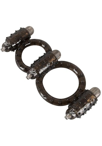 "Seven Creations Penis - Hoden - Ring ""Cock N Balls Vibro - Harness"" kaufen"