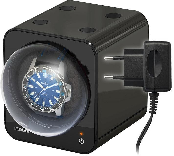Boxy Uhrenbeweger »Fancy Brick, 309394« (2-tlg.) | Uhren > Uhrenbeweger | Boxy
