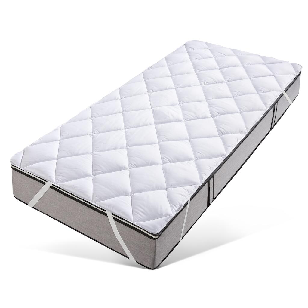 DELAVITA Matratzenauflage »Moldau«, mit Sanitized®- Hygienefunktion für perfekte Reinheit und Frische!