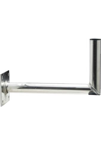 Schwaiger Wandhalterung »45 cm Wandabstand«, für Satellitenschüsseln aus rostfreiem... kaufen