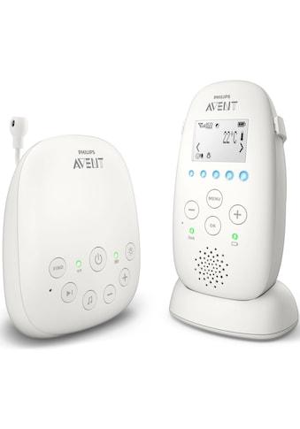 Philips AVENT Babyphone »SCD723/26«, mit Gegensprechfunktion, Nachtruhemodus und Smart ECO-Modus kaufen