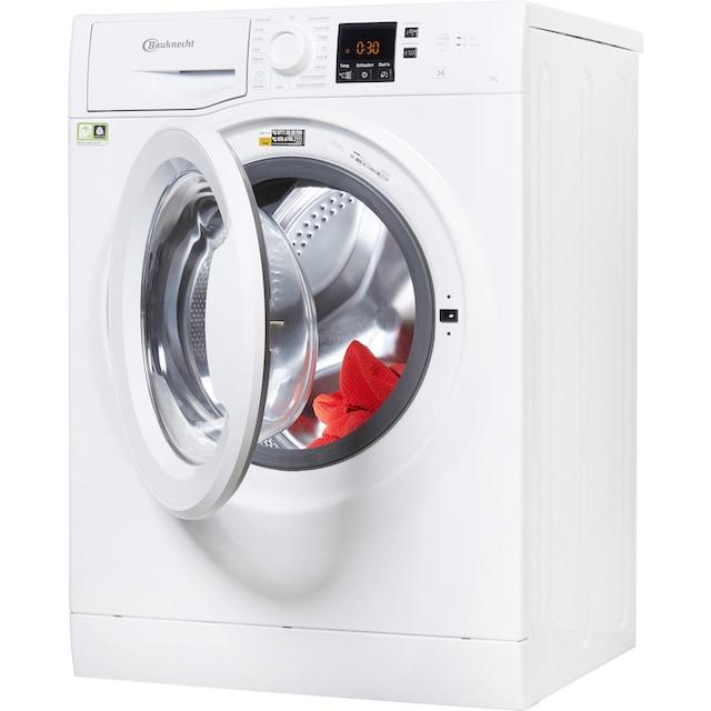 BAUKNECHT Waschmaschine WBP 714
