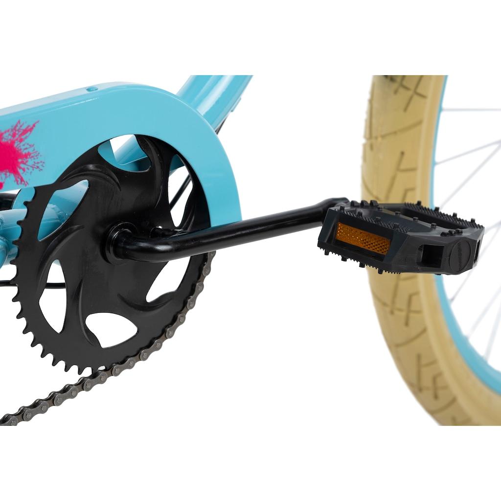 KS Cycling Cruiser »Splash«, 6 Gang, Shimano, Tourney Schaltwerk, Kettenschaltung