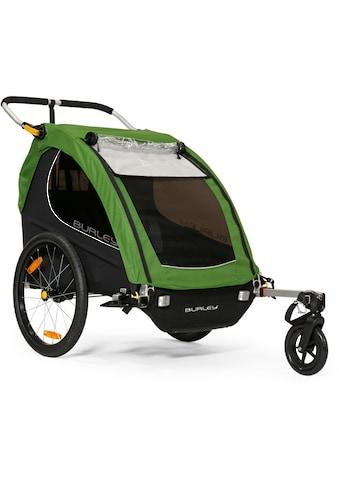 Burley Fahrradkinderanhänger »Encore Treetop« kaufen