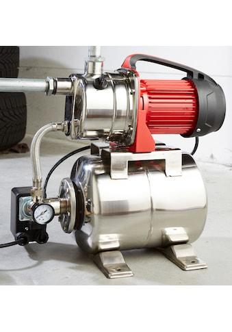 GRIZZLY Hauswasserwerk »HWW 3008 Inox« kaufen