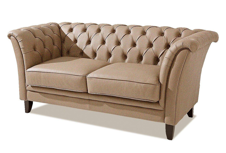 Max Winzer® Chesterfield-Sofa »New Castle« | Wohnzimmer > Sofas & Couches > Chesterfield Sofas | Max Winzer®