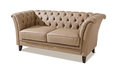Max Winzer® Chesterfield-Sofa »New Castle«, mit edler Knopfheftung, 2-Sitzer oder 2,5-Sitzer kaufen