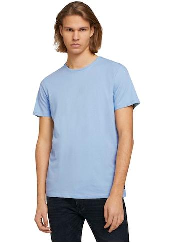 TOM TAILOR Denim T-Shirt, mit Rundhals kaufen