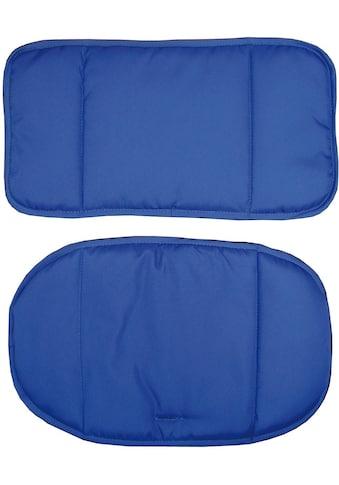 """roba® Kinder - Sitzauflage """"(1852V) Dekor Blau"""", (2 - tlg.) kaufen"""