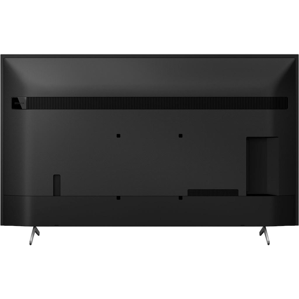 "Sony LCD-LED Fernseher »KD-65X80J«, 164 cm/65 "", 4K Ultra HD, Google TV"