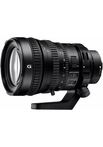 Sony »SELP28135G« Zoomobjektiv kaufen