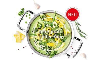 Fissler Servierpfanne »pure-profi collection«, Ø 28 cm, Edelstahl kaufen