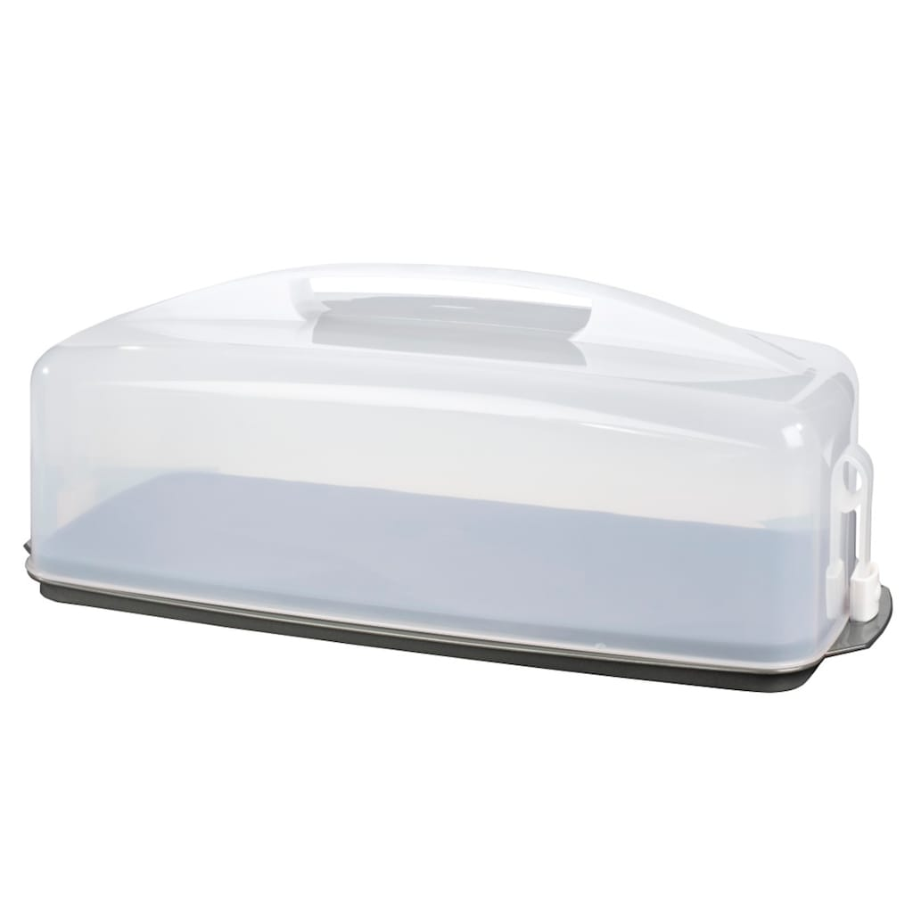 Xavax Kuchentransportbox »Kuchenbehälter«, (2 tlg.)