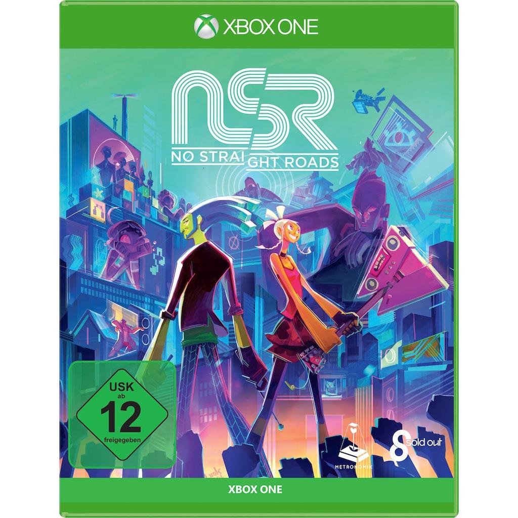 Xbox One Spiel »No Straight Roads«, Xbox One