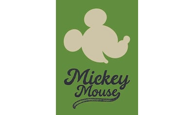 KOMAR XXL Poster »Mickey Mouse Green Head« kaufen