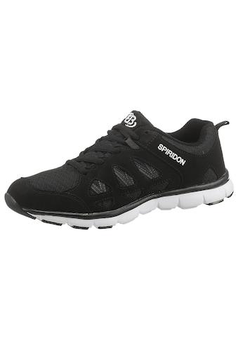 BRÜTTING Sneaker »Spiridon Fit«, im angesagten Materialmix kaufen