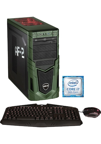 Hyrican »Military Gaming 6413« Gaming - PC (Intel®, Core i7, RTX 2070 SUPER) kaufen