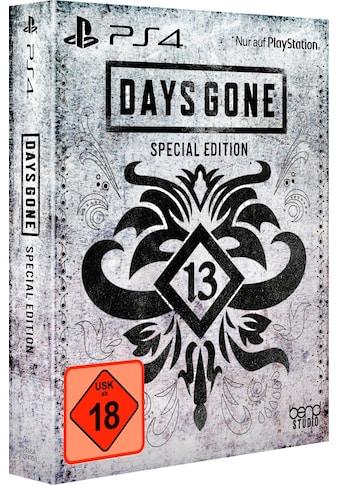 PlayStation 4 Spiel »Days Gone Special Edition«, PlayStation 4 kaufen