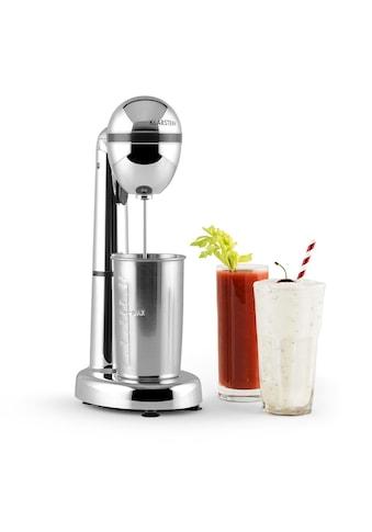 Klarstein Drink Mixer Milchshakes elektrisch mit Becher 100W 450 ml kaufen