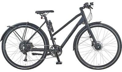 """Prophete E-Bike »21.EMU.10 Damen City E-Bike 28""""«, 8 Gang, Shimano, Alivio, Frontmotor 250 W kaufen"""