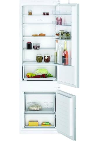NEFF Einbaukühlgefrierkombination, KI5871SF0 kaufen