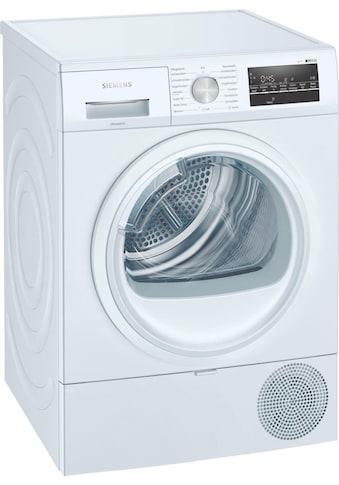 SIEMENS Wärmepumpentrockner iQ500 WT47R440, 8 kg kaufen