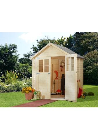 KONIFERA Gartenhaus »Osterbek 1« kaufen