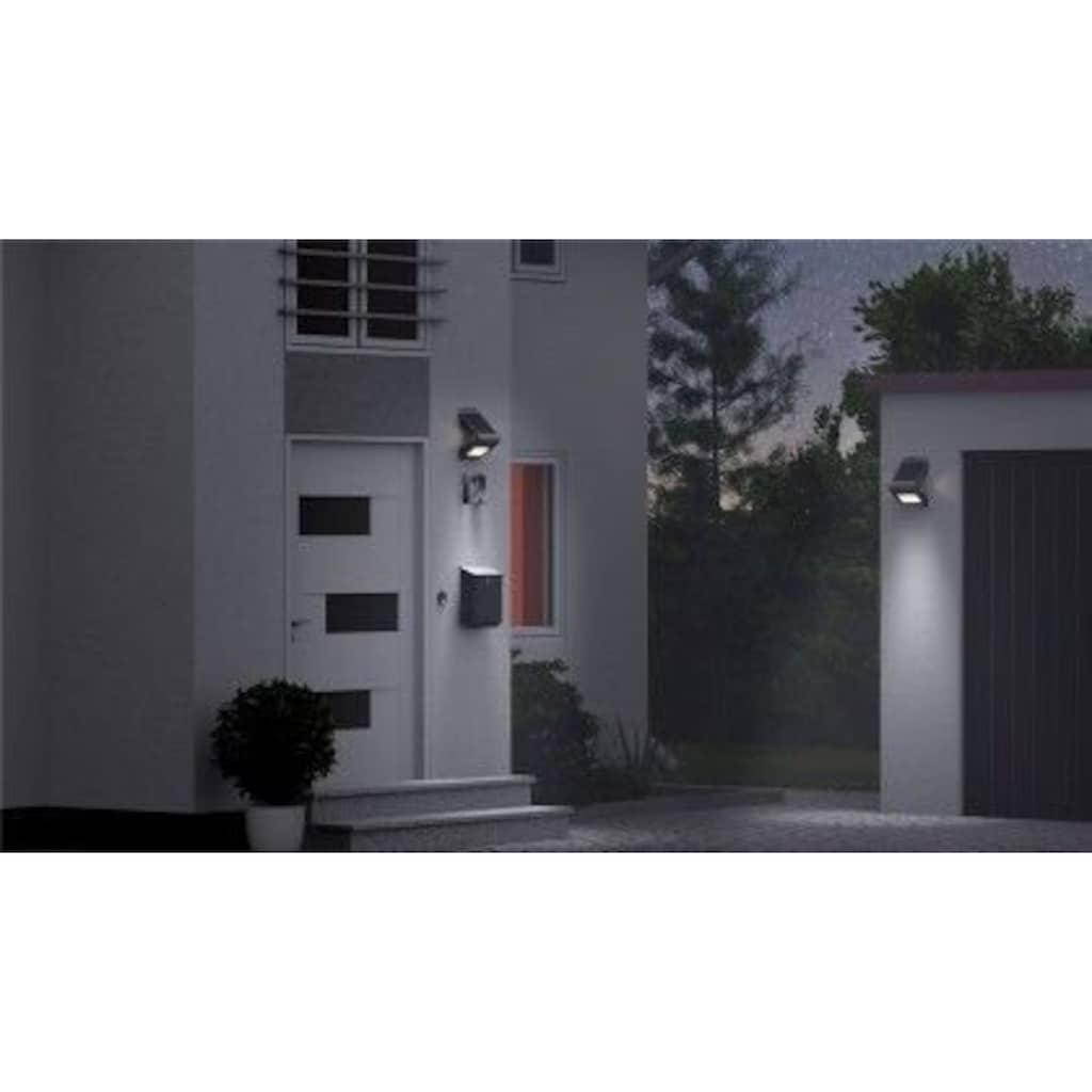 Goobay LED Solar-Wandleuchte