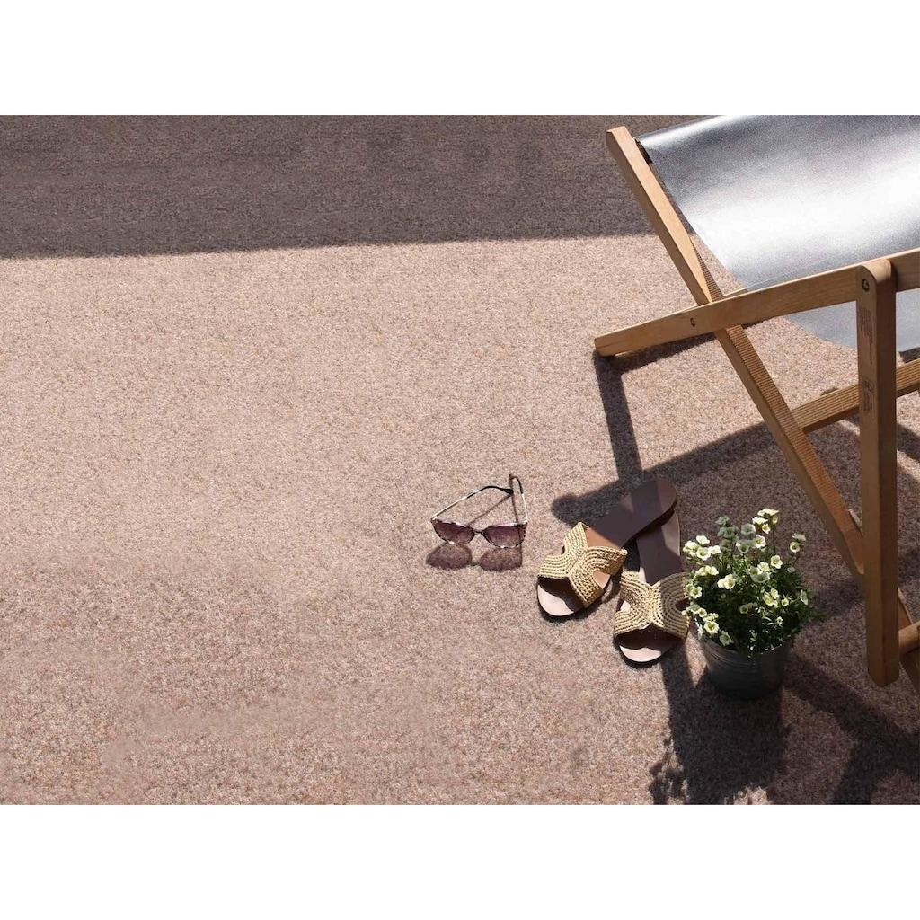 Primaflor-Ideen in Textil Kunstrasen »GREEN«, rechteckig, 7,5 mm Höhe, Rasenteppich, beige, mit Noppen, strapazierfähig, witterungsbeständig, In- und Outdoor geeignet