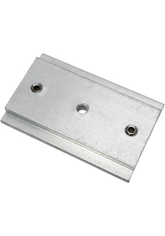 Gardinenstangenhalter »Gardinenschienen - Verbinder«, GARDINIA kaufen