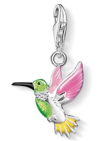 THOMAS SABO Charm-Einhänger »Bunter Kolibri, 0655-007-7«, mit Emaille kaufen