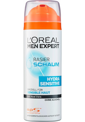 "L'ORÉAL PARIS MEN EXPERT Rasierschaum ""Hydra Sensitive"" kaufen"