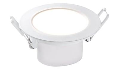 HEITRONIC LED Einbaustrahler »DL7002«, LED-Modul, 1 St., Warmweiß, Inkl. Wechselrahmen kaufen