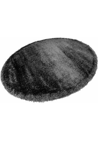 Hochflor - Teppich, »Spa«, Esprit, rund, Höhe 40 mm, maschinell gewebt kaufen