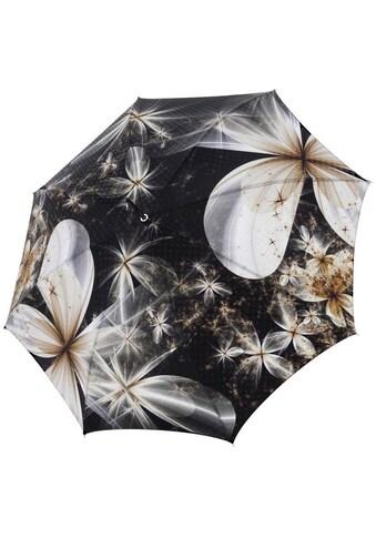 doppler MANUFAKTUR Stockregenschirm »Boheme, magnolia«, handgemachter Manufaktur-Stockschirm kaufen