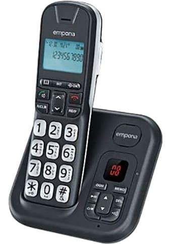 Emporia Schnurloses DECT-Telefon »GD61AB«, (Mobilteile: 1) kaufen
