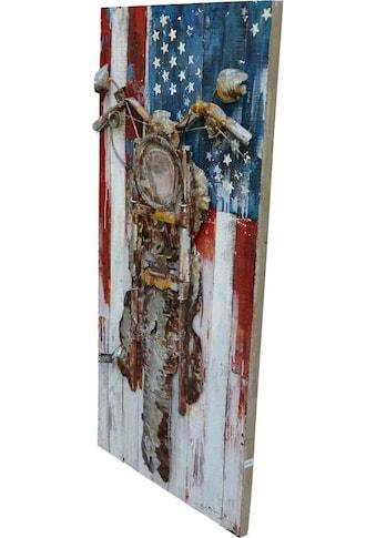 Kayoom Wandbild »Metall United Staates I« kaufen