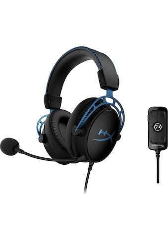 HyperX Gaming-Headset »Cloud Alpha S«, Mikrofon abnehmbar-Noise-Cancelling kaufen