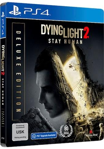 Koch Media Spiel »Dying Light 2 Stay Human Deluxe Edition«, PlayStation 4 kaufen