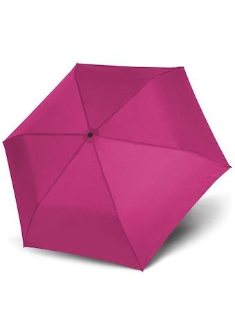 doppler® Taschenregenschirm »Zero Magic, uni fancy pink« kaufen