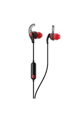 Skullcandy Headset »SET IN - EAR W/MIC 1 BLACK/SPECKLE/RED« kaufen