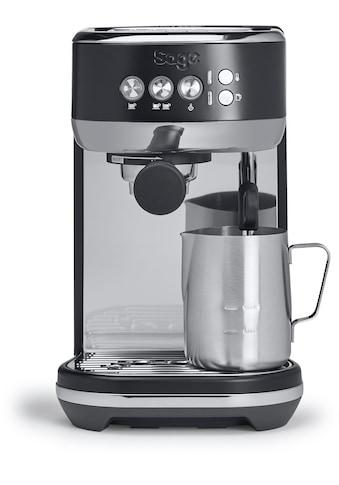 Sage Espressomaschine »the Bambino Plus, SES500BTR, Black Truffle« kaufen
